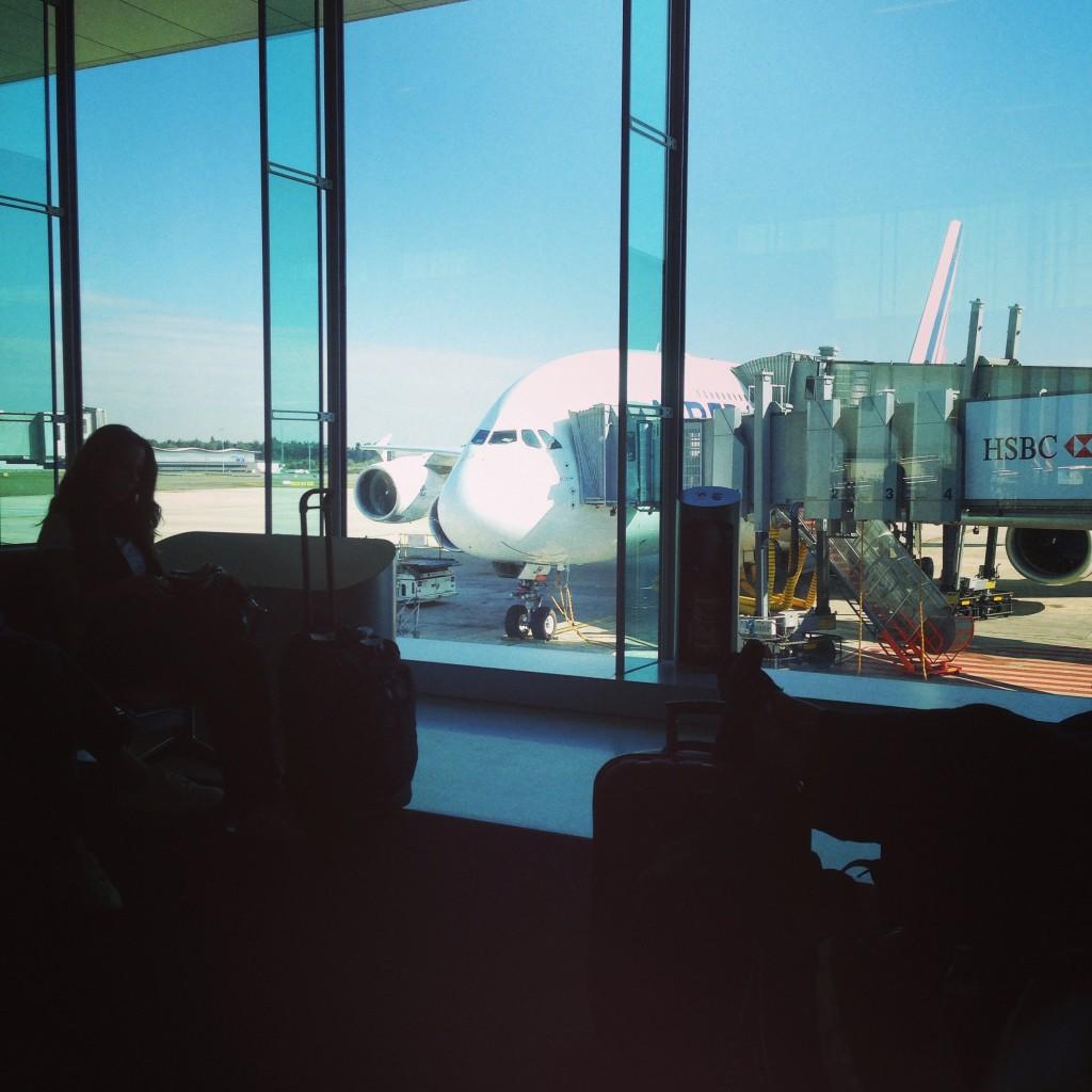 L'A380 a quand même de la gueule