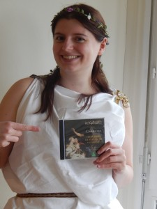 """""""Il est frais, il est frais mon CD !"""""""