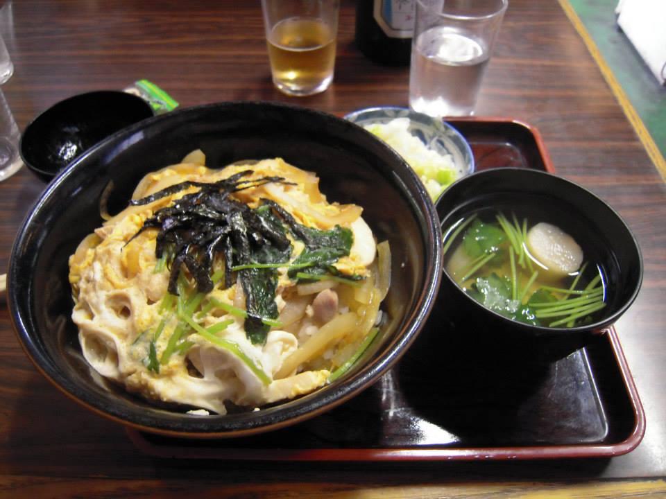 Déjeuner Asakusa