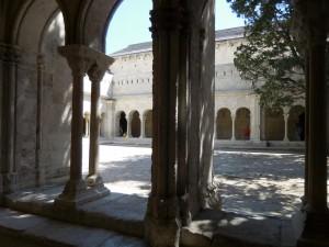 Cloître Saint-Trophyme