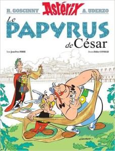Astérix papyrus