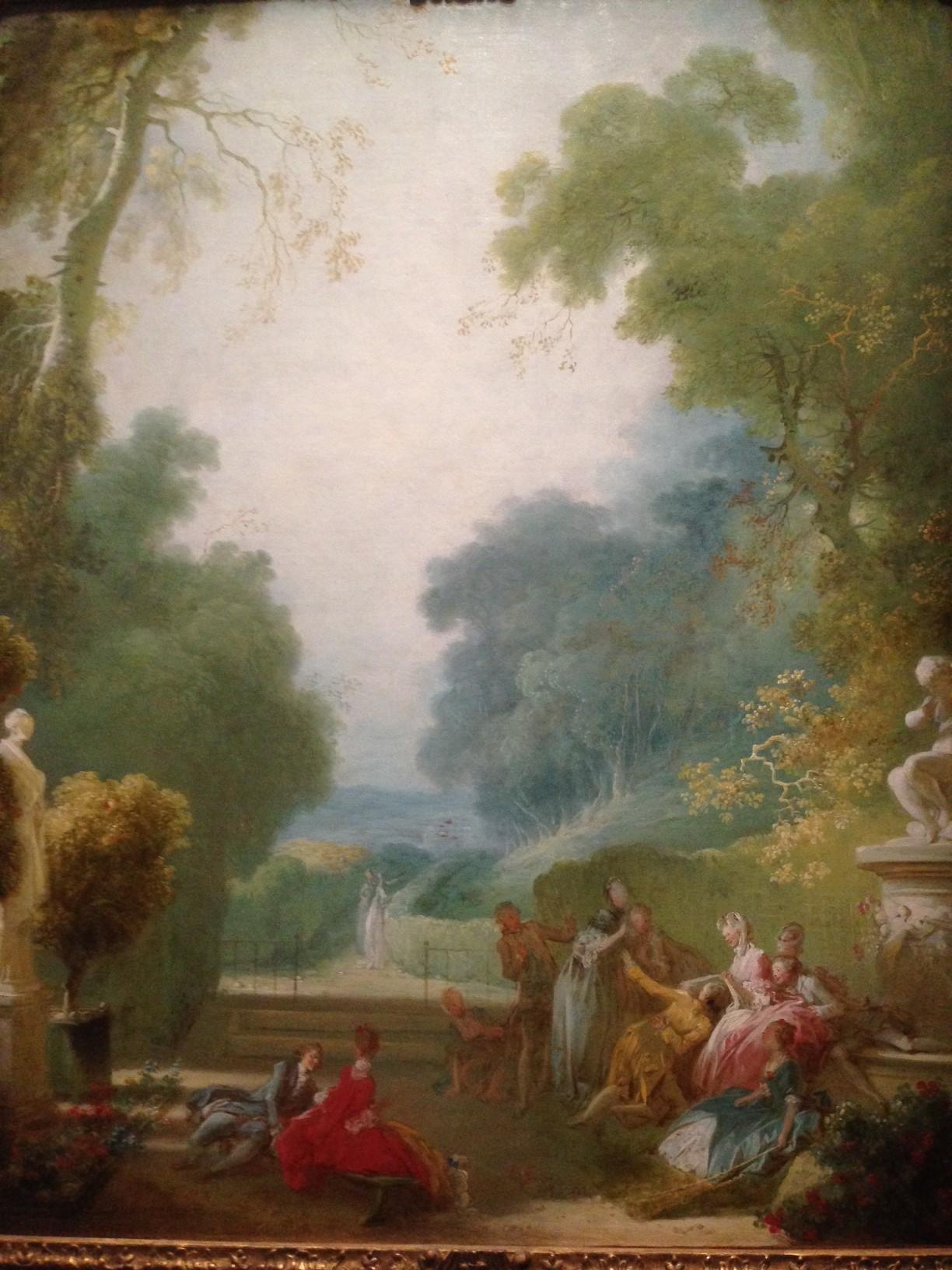 Fragonard amoureux   Kleo à Paris...