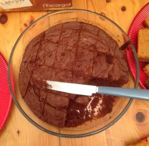 Le brownie