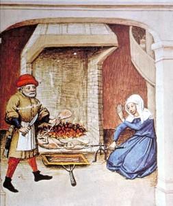 cuisine medievale
