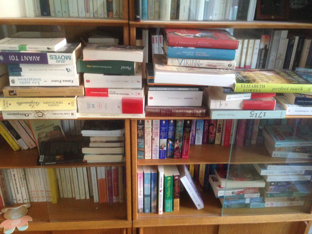 biblioth que kleo paris. Black Bedroom Furniture Sets. Home Design Ideas