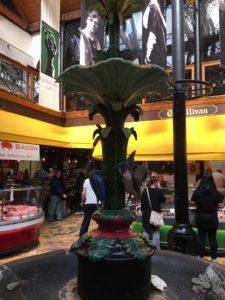 La fontaine de l'English Market